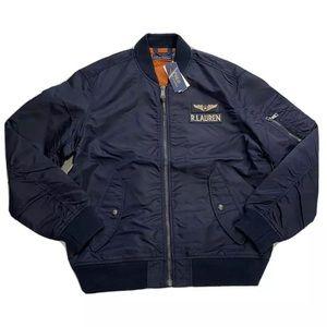 Polo Ralph Lauren Military Flight Bomber Jacket